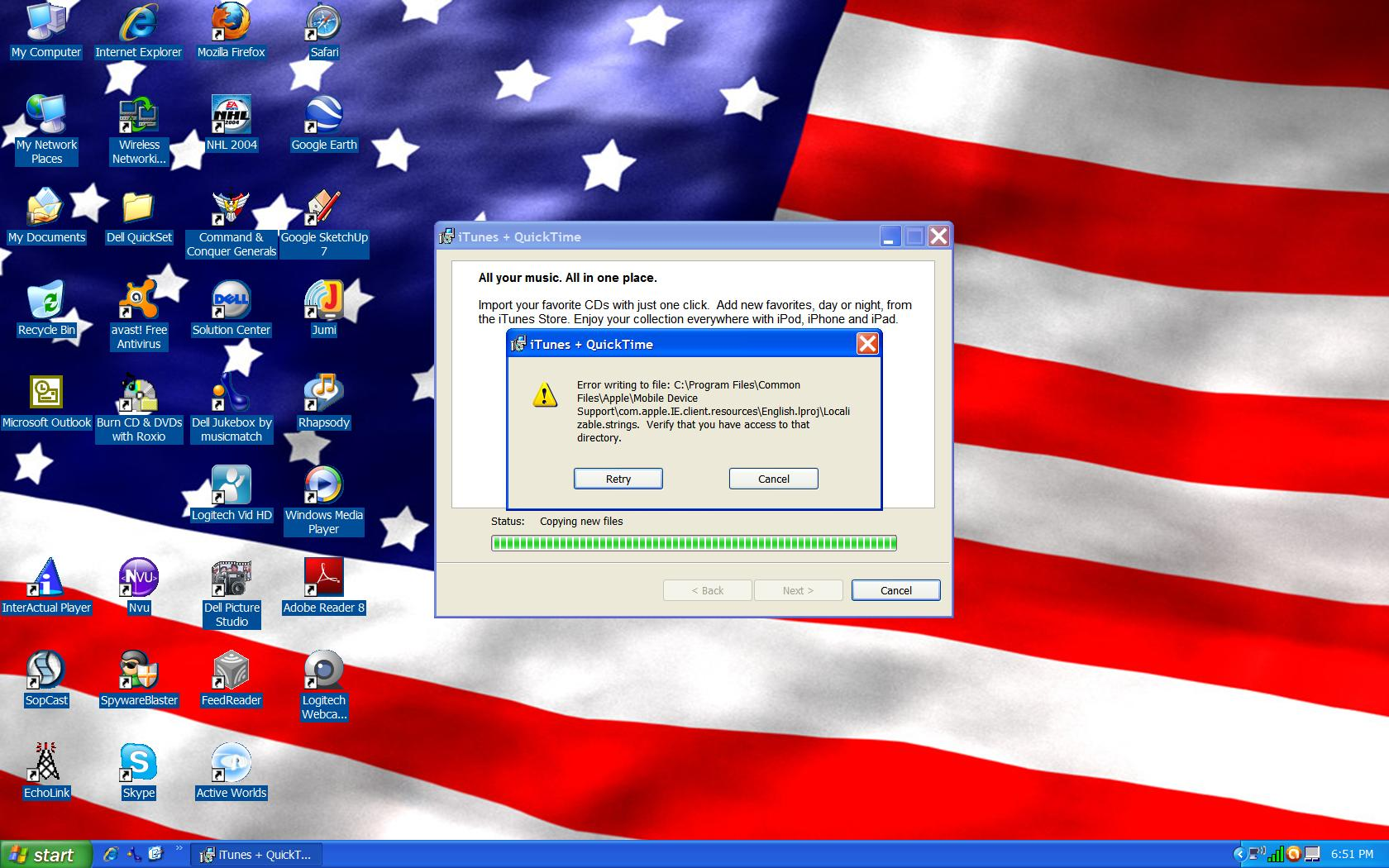 Install Windows Xp Error 7B
